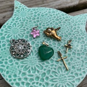 Jewelry - Random Jewelry Findings and Charms